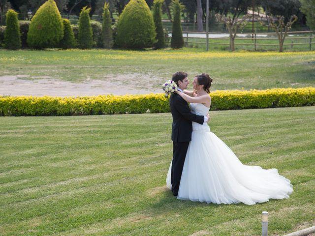 La boda de Montse  y Àlex