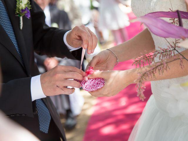 La boda de Àlex  y Montse  en Calders, Barcelona 34