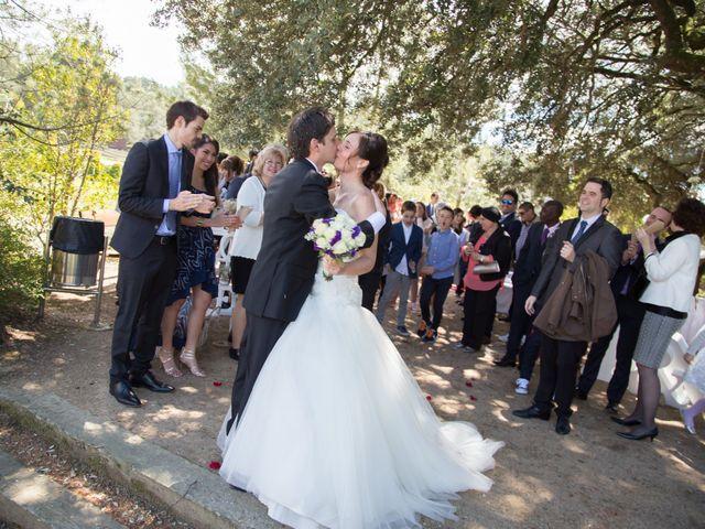 La boda de Àlex  y Montse  en Calders, Barcelona 38