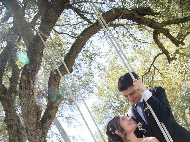 La boda de Àlex  y Montse  en Calders, Barcelona 42