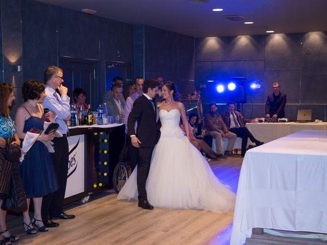 La boda de Àlex  y Montse  en Calders, Barcelona 46