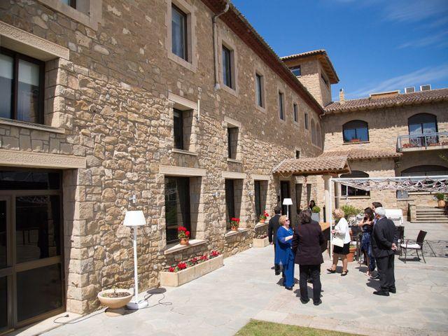 La boda de Àlex  y Montse  en Calders, Barcelona 14