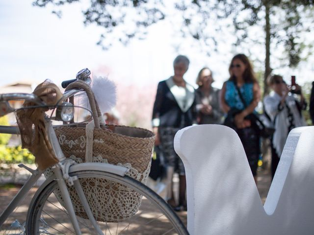 La boda de Àlex  y Montse  en Calders, Barcelona 21