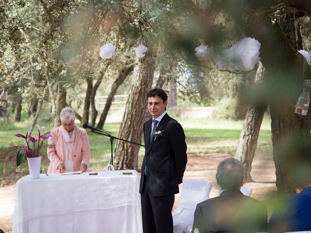 La boda de Àlex  y Montse  en Calders, Barcelona 26