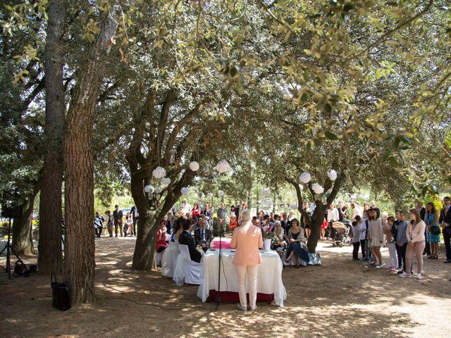 La boda de Àlex  y Montse  en Calders, Barcelona 31