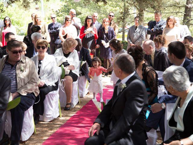 La boda de Àlex  y Montse  en Calders, Barcelona 33