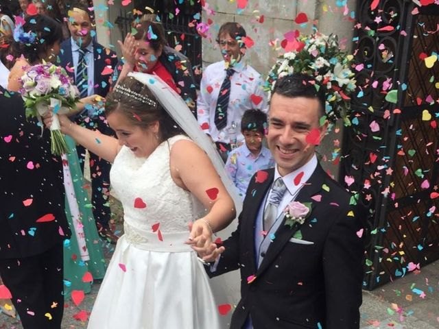 La boda de Bruno y Raquel en Gijón, Asturias 3