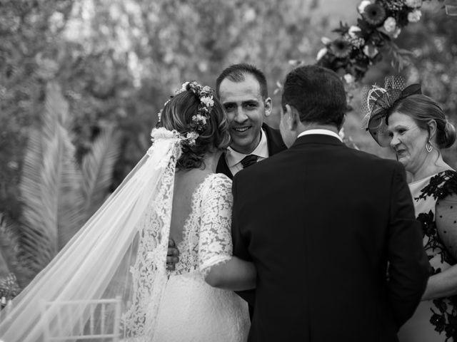 La boda de Juan Luis y Irene en Granada, Granada 9