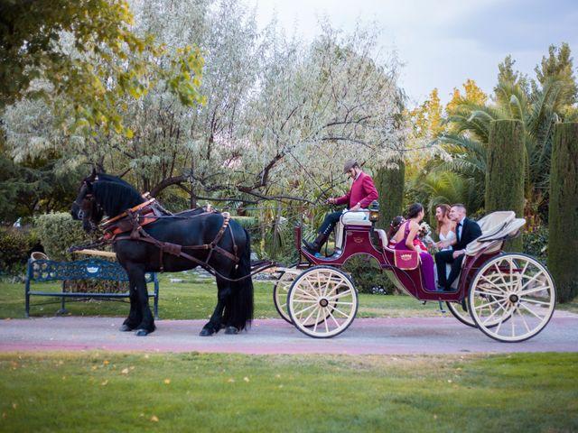 La boda de Miguel y Luisa en Alcalá De Henares, Madrid 17