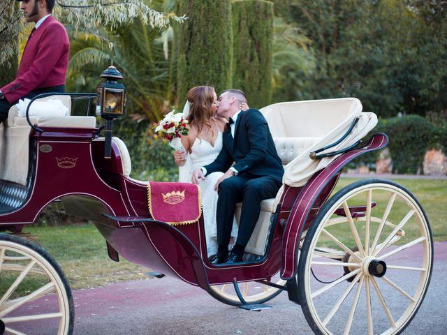 La boda de Miguel y Luisa en Alcalá De Henares, Madrid 19