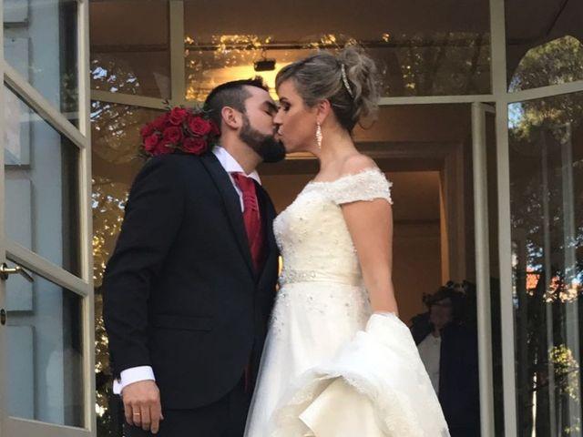 La boda de Misael y Fernanda en Madrid, Madrid 1