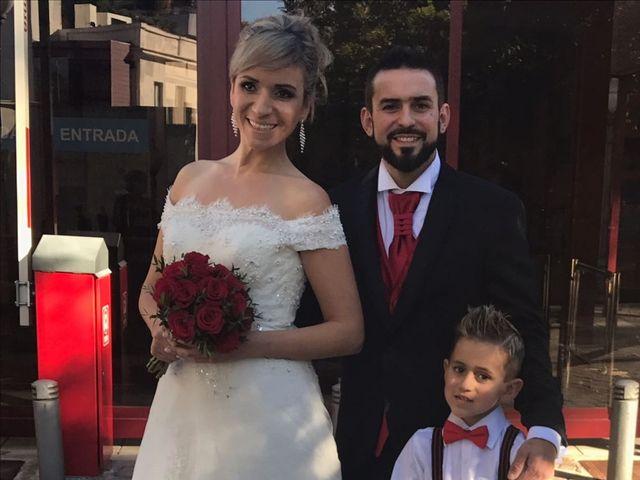 La boda de Misael y Fernanda en Madrid, Madrid 3