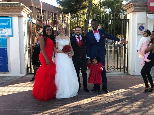 La boda de Misael y Fernanda en Madrid, Madrid 6