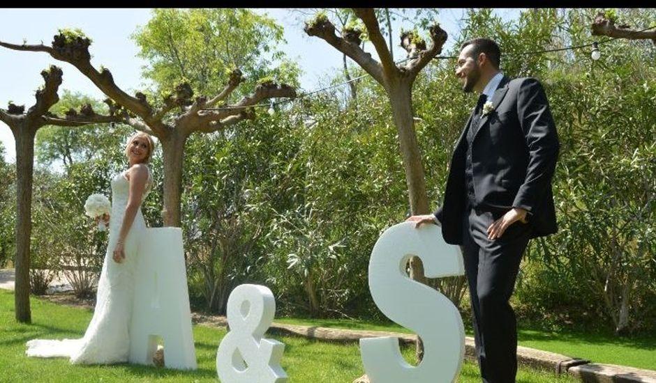 La boda de Alex y Shira en Sabadell, Barcelona