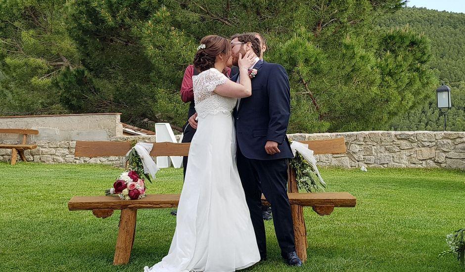 La boda de Aitor y Maribel en Rubio, Barcelona