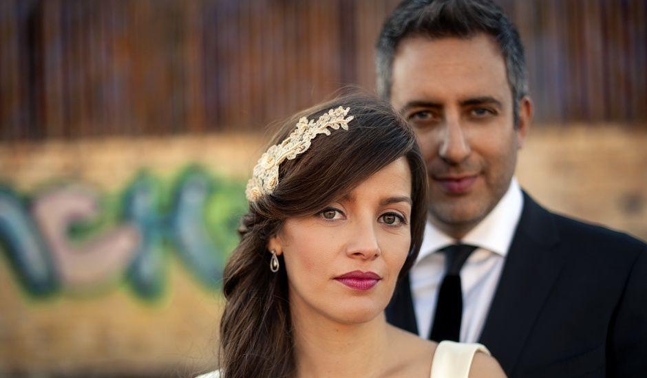 La boda de Luca y Ana en Santiago De Compostela, A Coruña