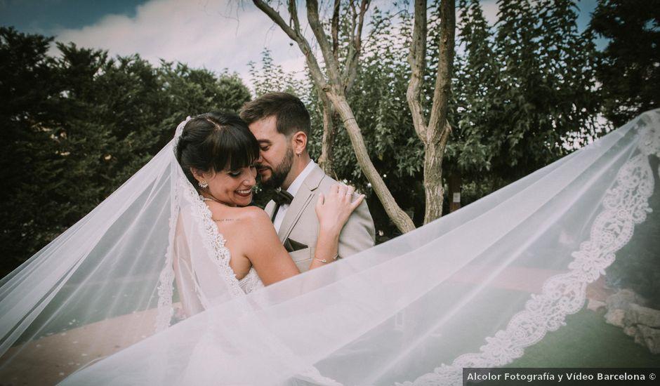 La boda de Elena y Javier en Polinya, Barcelona