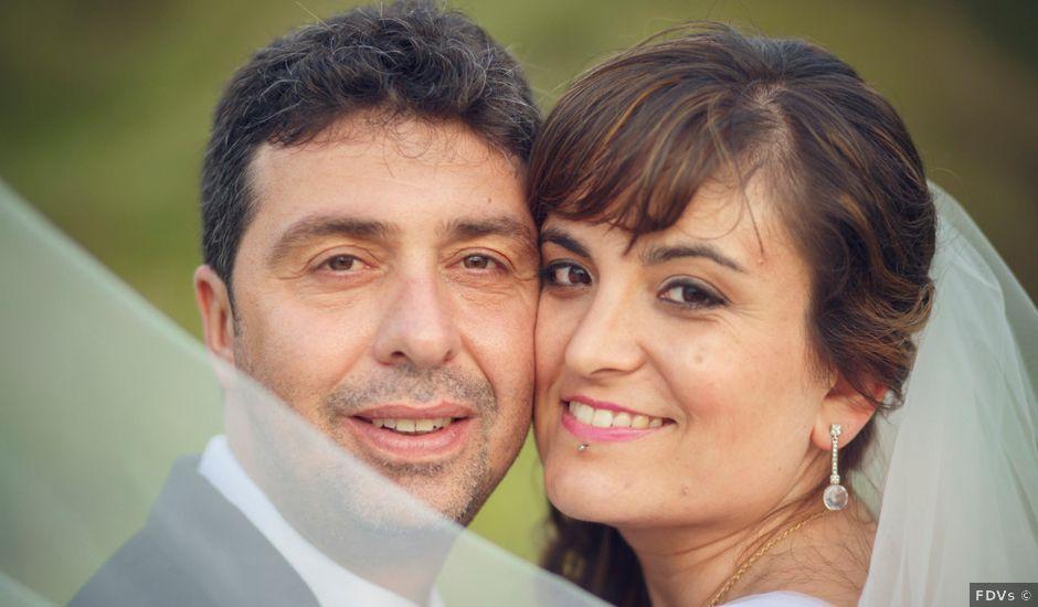 La boda de Nikos y Mari Luz en Bilbao, Vizcaya