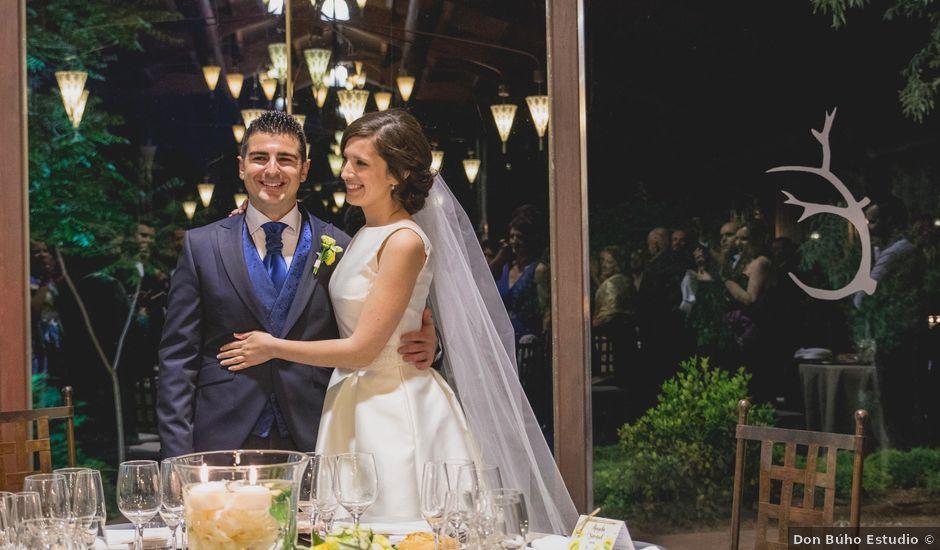 La boda de Samuel y Ángela en Tarancon, Cuenca