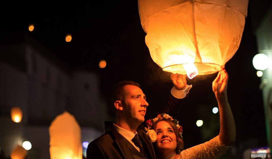 La boda de Juan Luis y Irene en Granada, Granada