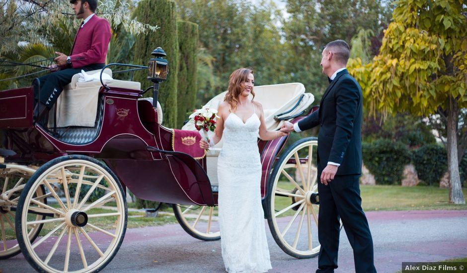 La boda de Miguel y Luisa en Alcalá De Henares, Madrid