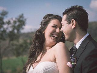 La boda de Marta y Sergio
