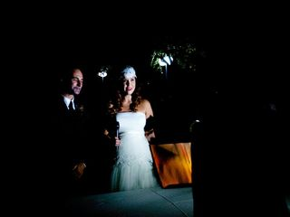 La boda de Verónica y César