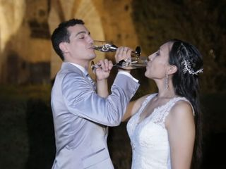 La boda de Diego y Priscila