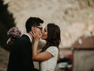 La boda de Ester y David
