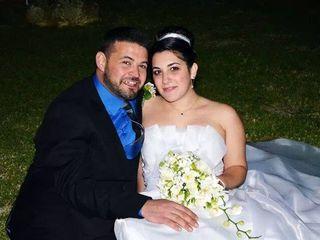 La boda de Ana y Isma 1