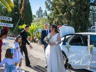 La boda de Cynthia y Diego 2