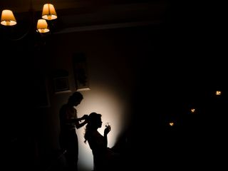 La boda de Cristo y Miriam 1