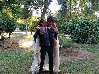 La boda de Jennifer y Fernando