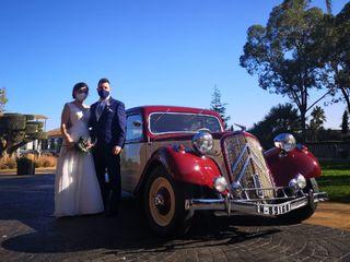 La boda de Itziar y Jose Luis
