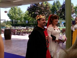 La boda de Sarah y David 3