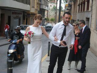 La boda de Mónica  y Aitor  2