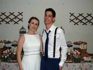 La boda de Mónica  y Aitor