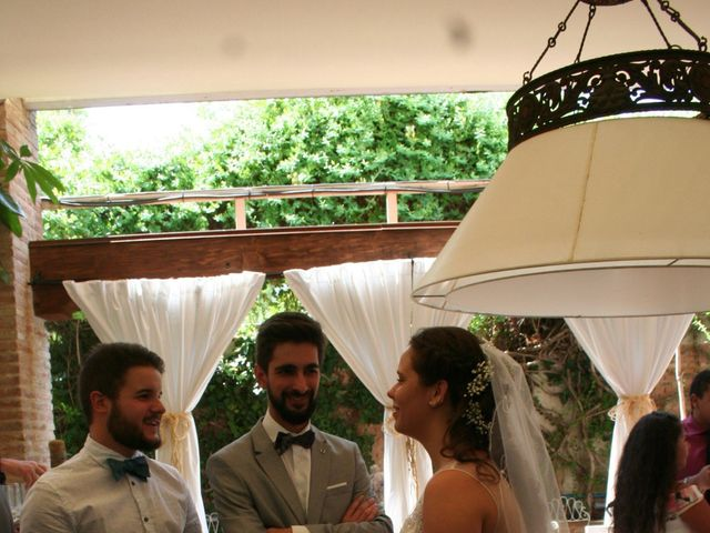 La boda de Ismael y Ruth en Toledo, Toledo 19