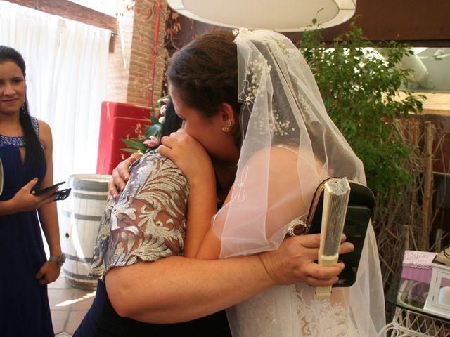 La boda de Ismael y Ruth en Toledo, Toledo 22