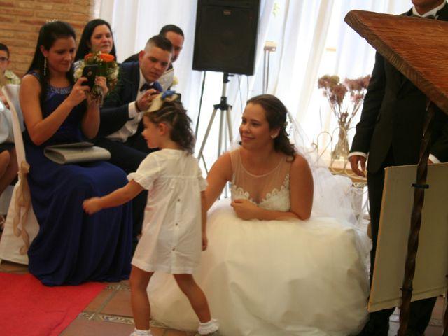 La boda de Ismael y Ruth en Toledo, Toledo 25
