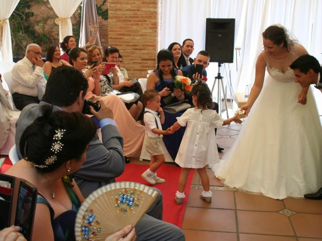 La boda de Ismael y Ruth en Toledo, Toledo 26