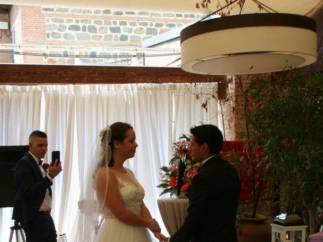 La boda de Ismael y Ruth en Toledo, Toledo 28
