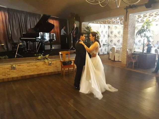 La boda de Ismael y Ruth en Toledo, Toledo 32