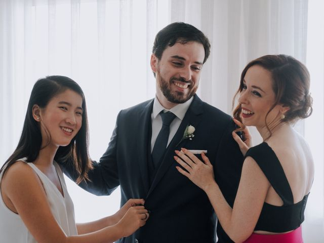 La boda de Andreu y Anet en Valencia, Valencia 23