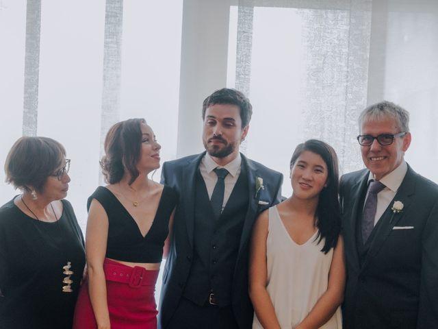La boda de Andreu y Anet en Valencia, Valencia 40