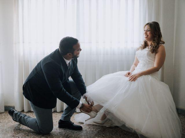 La boda de Andreu y Anet en Valencia, Valencia 42