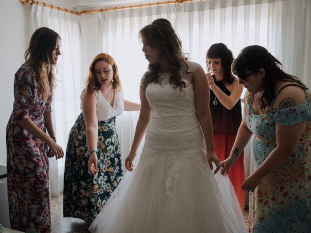 La boda de Andreu y Anet en Valencia, Valencia 54
