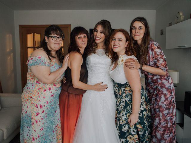 La boda de Andreu y Anet en Valencia, Valencia 55