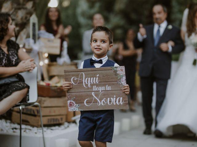 La boda de Andreu y Anet en Valencia, Valencia 69