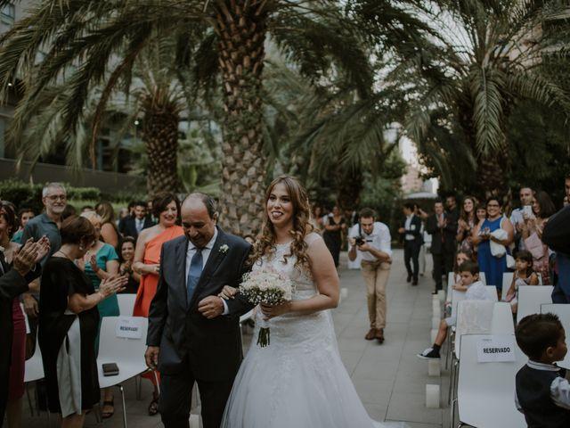 La boda de Andreu y Anet en Valencia, Valencia 73